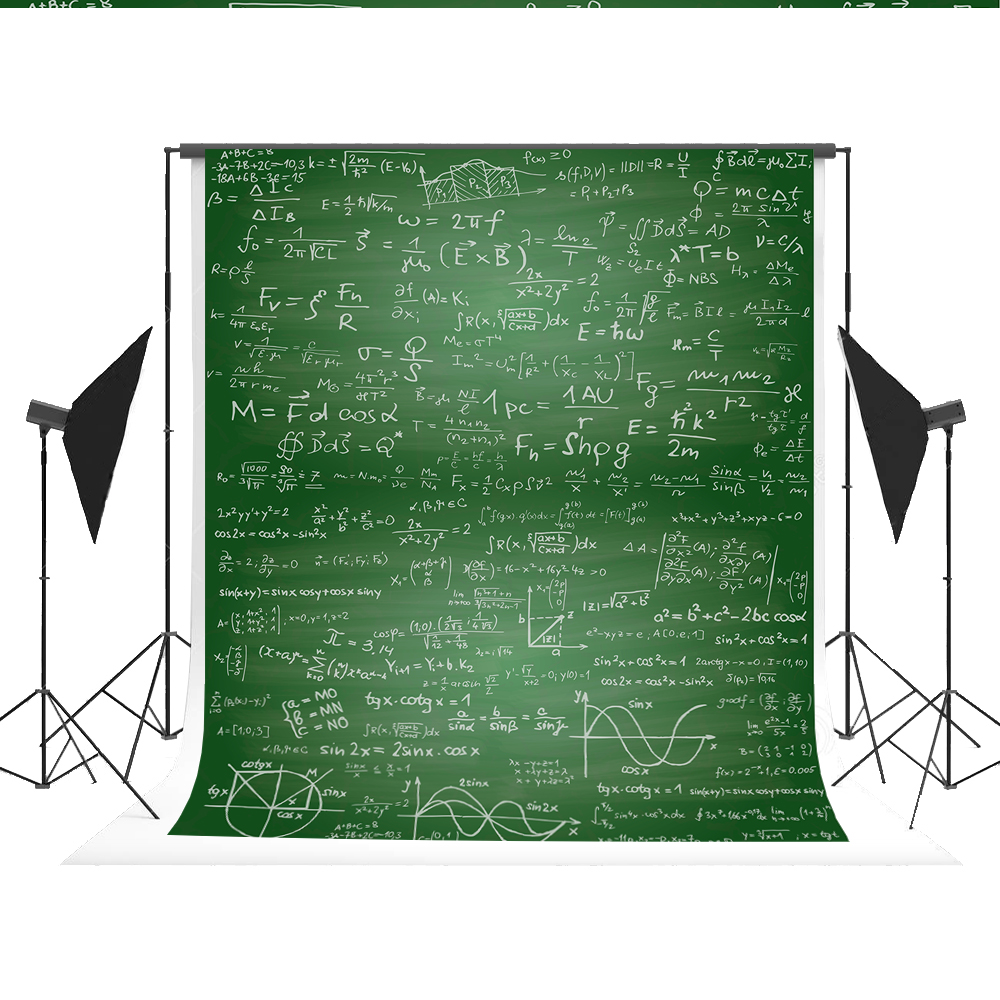 School Blackboard Background Chalk Word Photo Backdrop Back to School Photographer Props for Children Photography Studio Kate