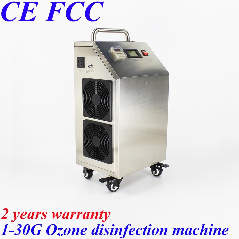 Pinuslongaeva CE EMC LVD FCC Factory outlet 5 10 20 30g/h 30gram Movable portable ozone generator air water disinfection machine ce emc lvd fcc 7g 10g 20g 30g ozone generator portable ozone machine