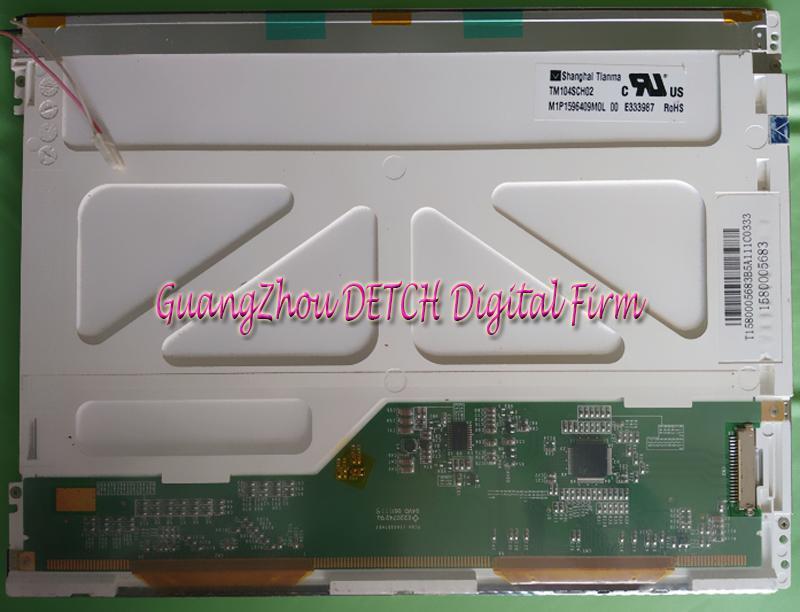 Industrial display LCD screen10.4-inch  TM104SCH02 LCD screen LED lc150x01 sl01 lc150x01 sl 01 lcd display screens