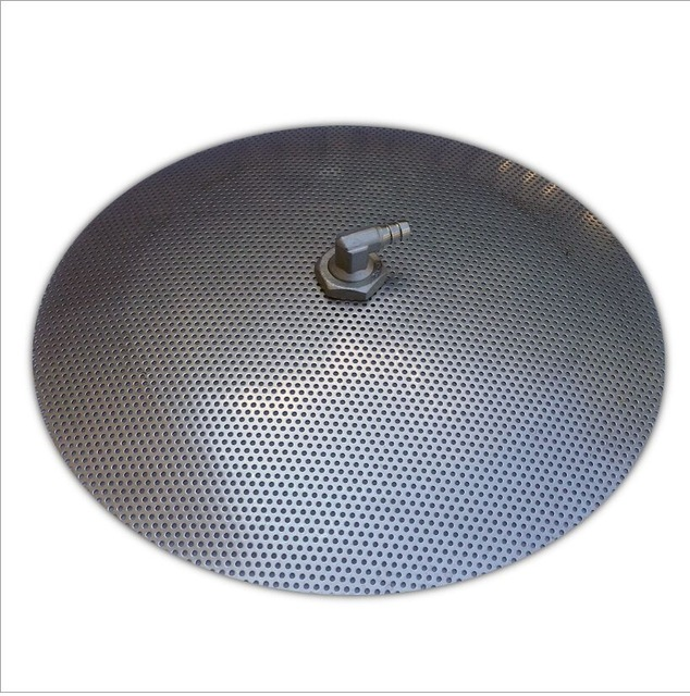 Diameter 30.4 cm Stainless Steel False Bottom for Homebrew Pot Converts Into a Mash Tun
