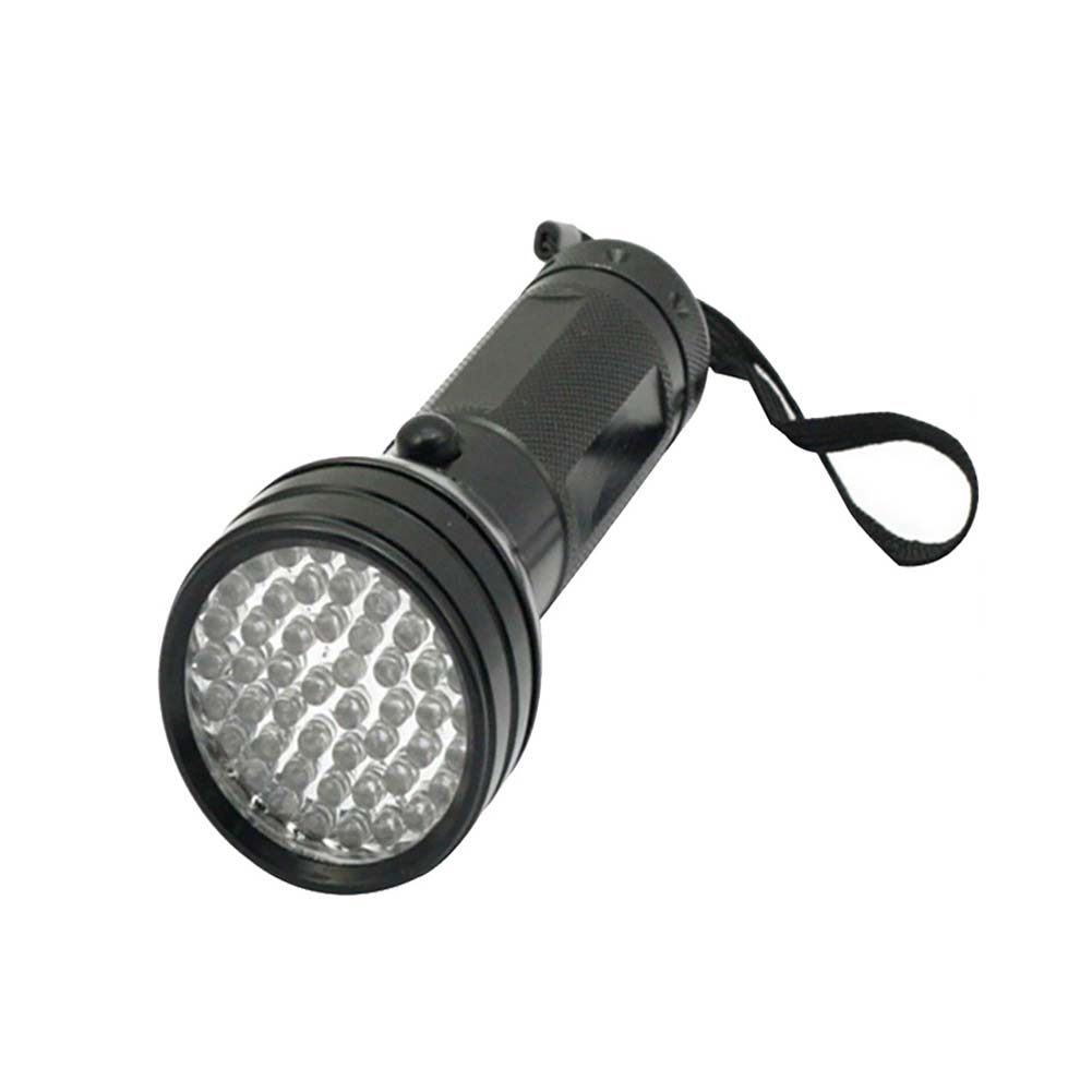 Lights & Lighting Led Lighting Careful New Arrival 51 Led Ultra Violet Aluminum Flashlight Uv Outdoor Flashlight Light Inspection Lamp Torch Counterfeit Detector Numerous In Variety