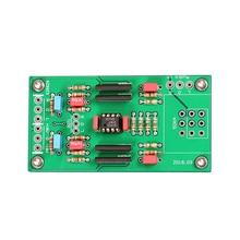 RC4559 op dual channel amp Classic pre amplificatore Riferimento A25 preamplificatore amplificatore di Bordo