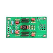RC4559 op dual kanal amp Klassische pre verstärker Referenz A25 preamp verstärker Bord