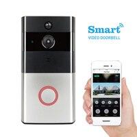 Door Viewer Camera Peephole Wifi Camera Security Camera For Apartment Smart Doorbell Ip Video Door Bell
