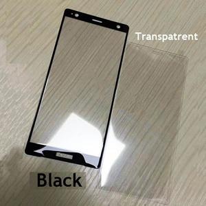 Image 4 - 9H 3D couvercle complet verre trempé pour Sony XZ2 H8216/66/96 Film de protection décran pour Xperia XZ2 Compact H8314/24 Guard