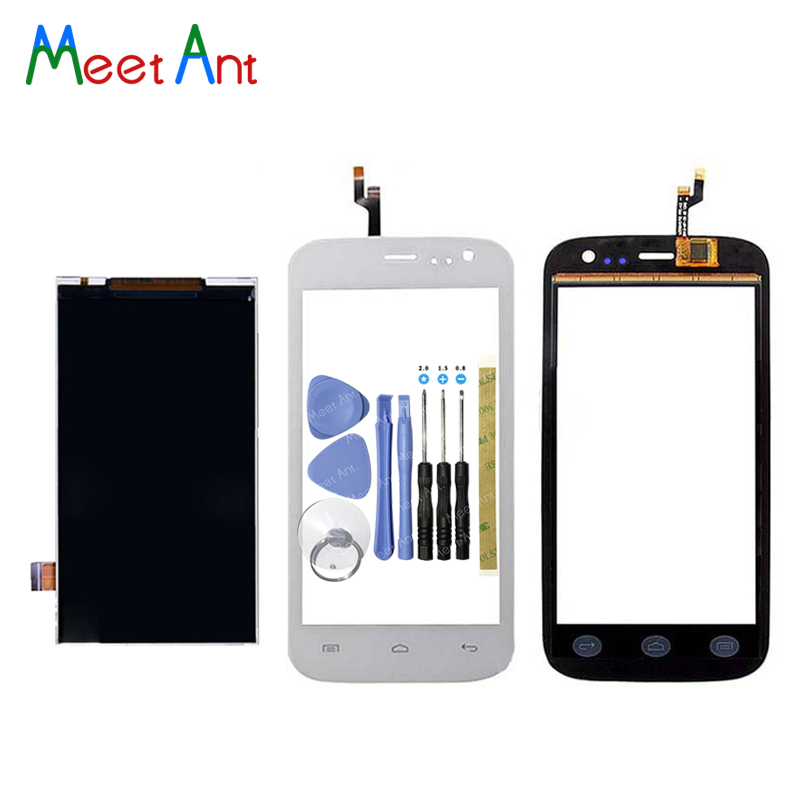 New High Quality For Explay Golf Lcd Display With Touch Screen Digitizer Sensor + Tracking Code