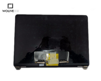 Original New Full LCD Screen display Assembly For Macbook A1708 2016 Year Space Gray 4pcs together Free shipping
