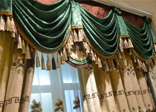 Middle Age Earls Luxury Transformers Green Curtains Clic Living Rooms Bedroom Curtain The Ancient Royal Dinning