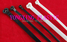 freeshipping 100 piece/lot NZ-10X350 10X400 10X450 10X550 10X600 nylon cable tie Stainless cable tie plate locked with teeth