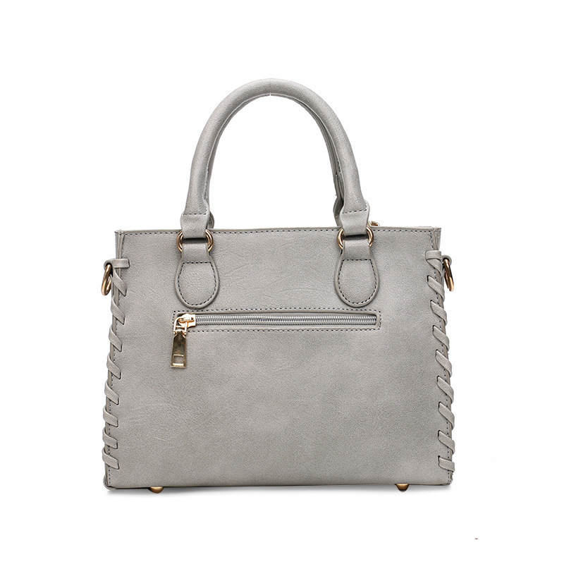 Mode femmes en cuir sac capote poignée femmes sacs à main sac à bandoulière pour 2019 luxe gland perle dames sacs à bandoulière - 3