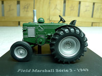 UH 1 43 Field Marshall Tractor Model Alloy Model Agricultural Vehicles Favorites Model