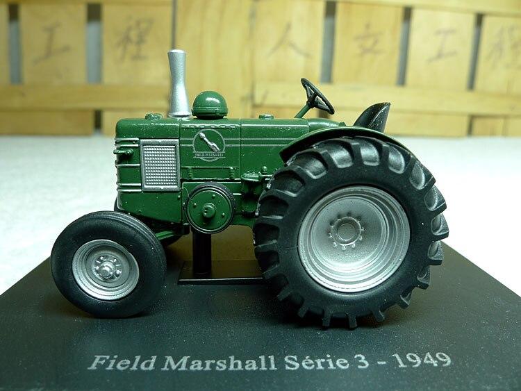 Modelo em escala 1 43 Campo Marshall modelo de Liga Leve Modelo de Trator  veículos agrícolas Modelo de Favoritos 2b210c7d6c