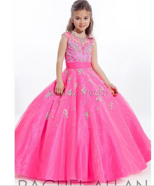 Pageant Dress for Girls