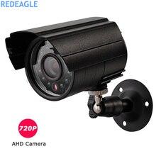 1MP 720P HD AHD Security Camera IR-Cut Filter Home Indoor Outdoor Surveillance Metal Case