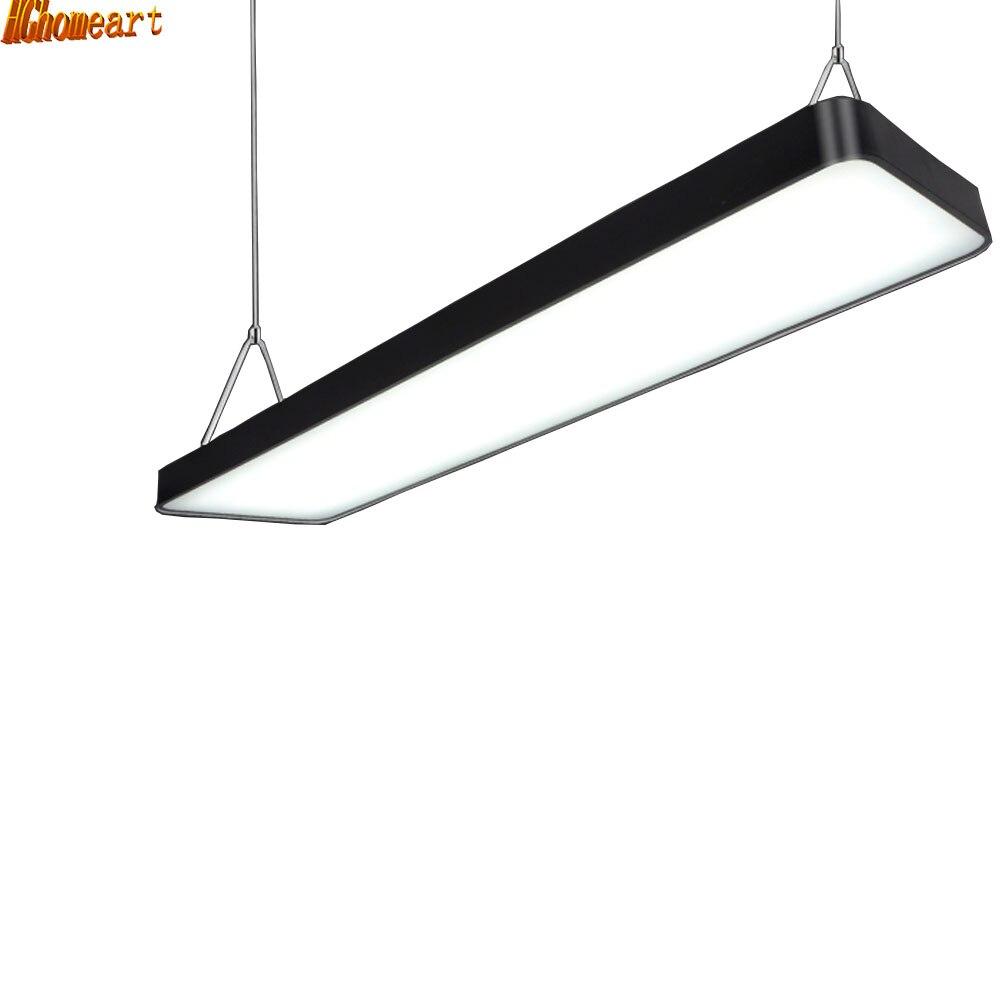 HGhomeart LED Ladders Office Pendant Light Rectangular