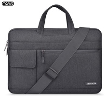 MOSISO 2019 Laptop Bag 13.3 14 15.6 inch Waterproof Notebook Shoulder Bag for Macbook Air Pro 13 15 Computer Briefcase Handbag mosiso laptop bag 13 3 15 6 inch waterproof notebook bag women men for macbook air pro 13 15 computer shoulder handbag briefcase