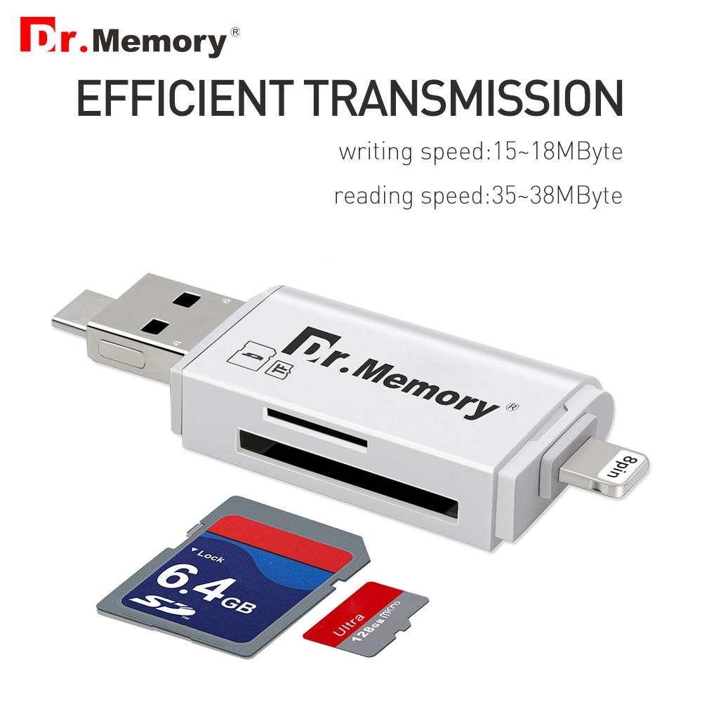 External storage microsd TF card reader usb 3.0 SD card ...