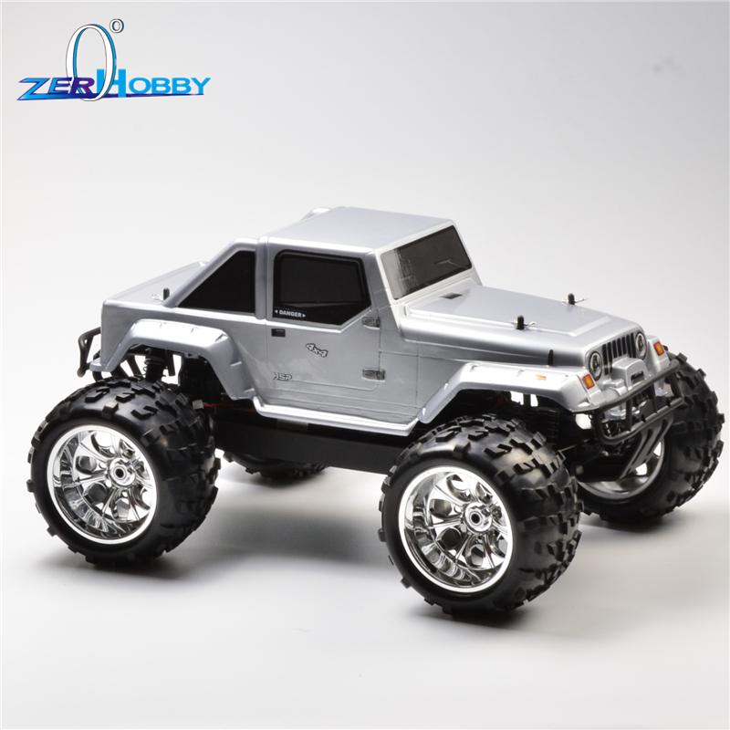 hsp rc car toy 1/8 scale brushless electric car 4WD RTR Off Road remote control rc car Jeep truck high speed (item no. 94067) 82910 ricambi x hsp 1 16 282072 alum body post hold himoto 1 16 scale models upgrade parts rc remote control car accessories