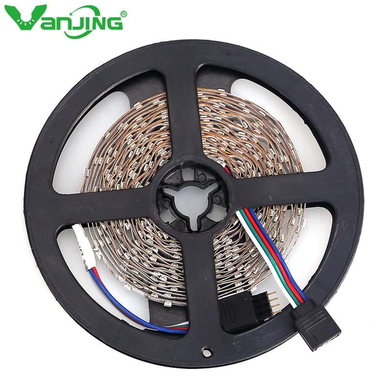 Flexible Led Light Strip 3528 Smd 12 Volt Quality Lighting: LED Strip Light 3528 SMD 5M 300leds 12V Flexible LED