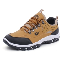 New Trend Autumn And Big Size Winter Hiking Shoes Breathable Outdoor Waterproof Hunting Antiskid Tourism Trend Sneakers