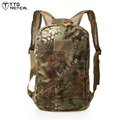 Lightweight & Waterproof Military Camouflage Backpack Backpack Made of Cordura 500D Nylon Python Pattern