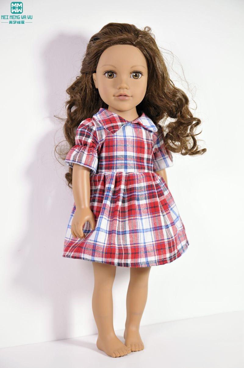 Raznolikost Princeza pređe haljinu Odjeća za lutke odgovara 45cm - Lutke i pribor - Foto 3