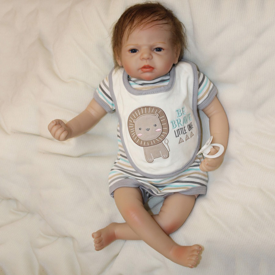Aliexpress Com Buy 20 Inches Boneca Bebe Reborn Toddler