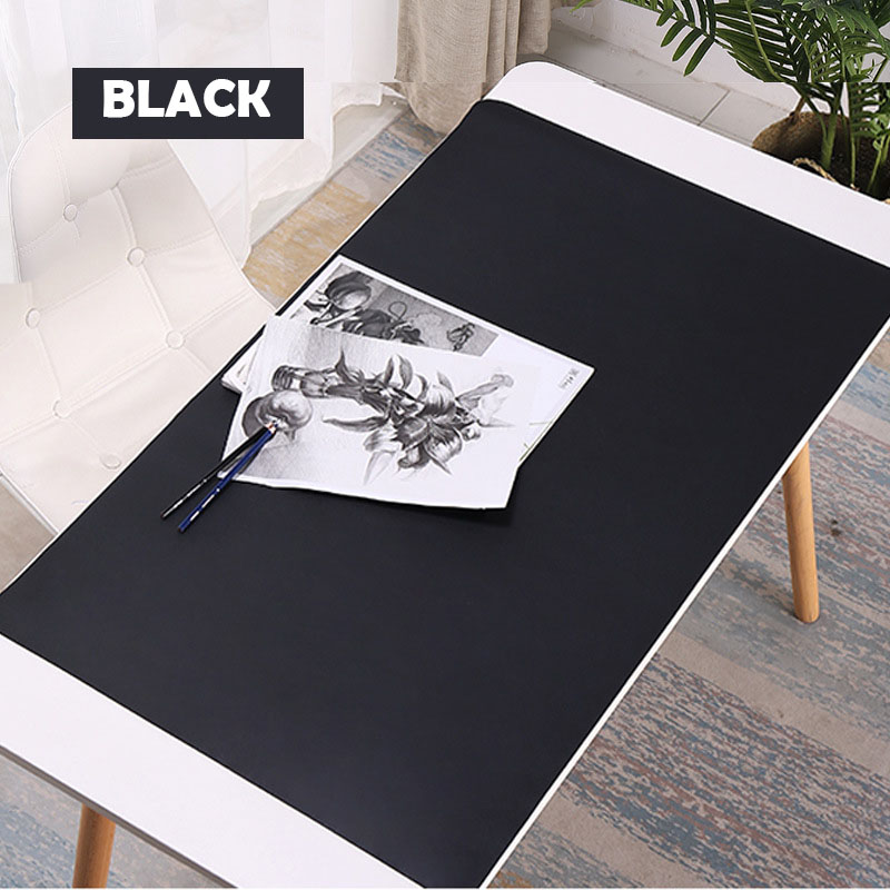 800X400MM High Quality Large Mouse Pad PU Leather Gaming Mousepad Waterproof Antifouling Mouse Pad Desk Pad
