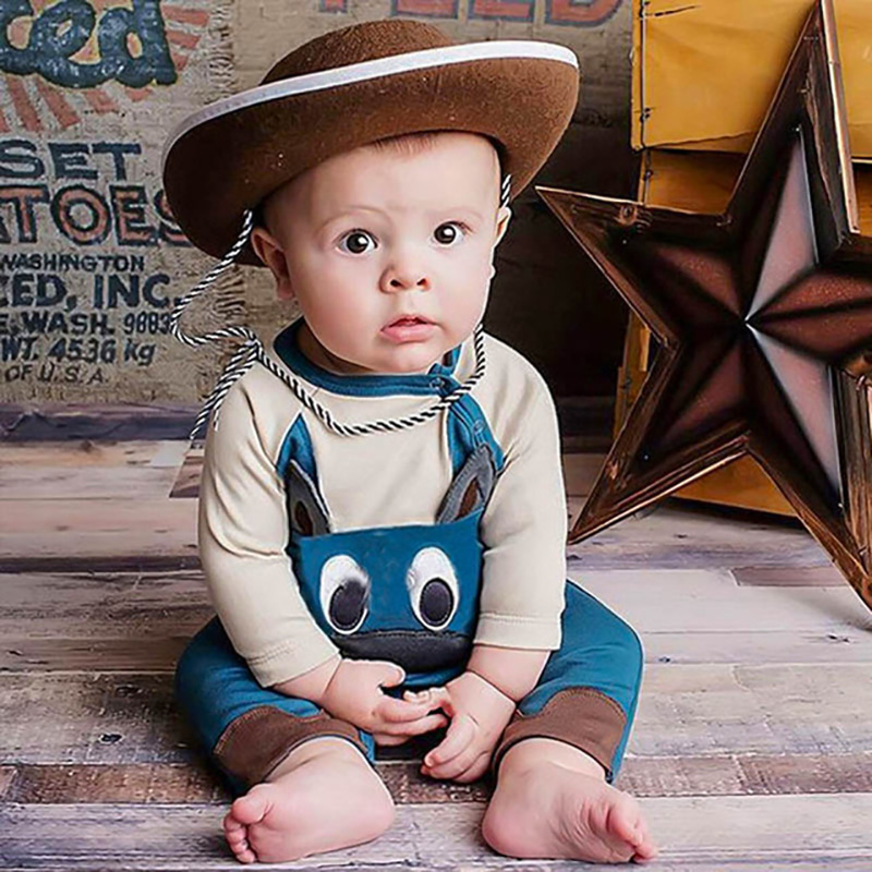 6-12 month winter cotton baby girls clothes cute little monster newborn romper long sleeve toddler newborn infant girl jumpsuit цена