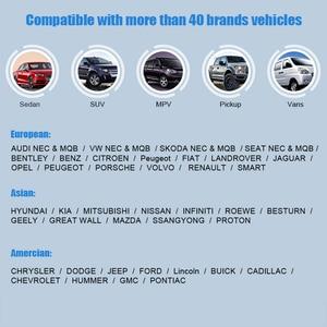 Image 5 - OBDPROG OBD2 마일리지 수정 도구 전문 자동차 프로그래머 SUV 밴 코드 리더 자동 마일리지 조정 도구 MT401