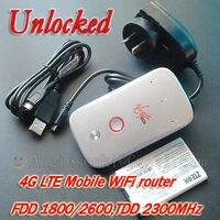 ZTE MF90C 3G 4G LTE FDD TDD 1800/2600/2300MHz 100m Mobile WiFi Modem Wireless Router Hotspot PK E5776S 601 B593S 601 E589u 12