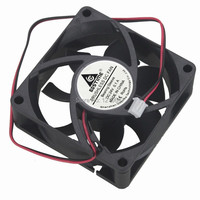 1 шт. Gdstime 7025 70 мм 70x70x25 мм (7 см) 2Pin 24V DC чехол Вентилятор охлаждения