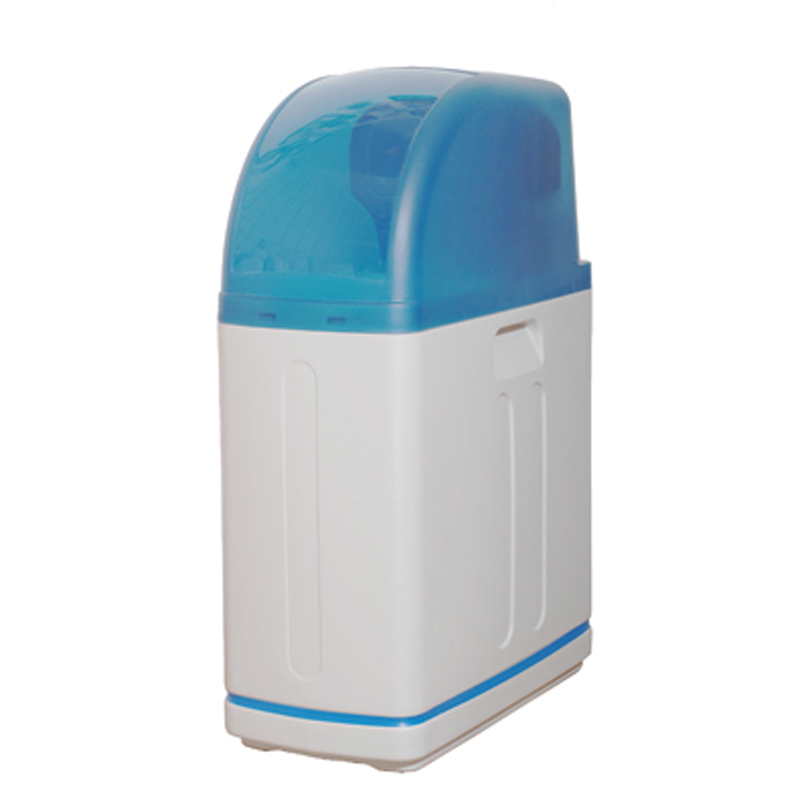 Coronwater Cabinet Water Softener Machine CCS1 CST 817 ion exchange water purifier
