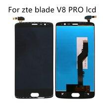 5.5 inç LCD ekran için ZTE V8 PRO LCD cep telefonu aksesuarları Için ZTE Z978 dijital ekran 100% test iyi