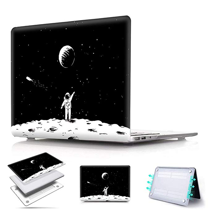 Laptop Case for Macbook Pro 15 Space Cover for Mac book 15 inch A1286 A1707 A1990 Case for Macbook Pro 15 Retina A1398 2017 2018