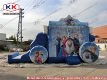 popular inflatable bouncer and slide new design inflatable combo for kids