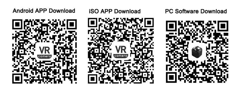SOOCOO-Cube360f-panorama-camera-QR-code