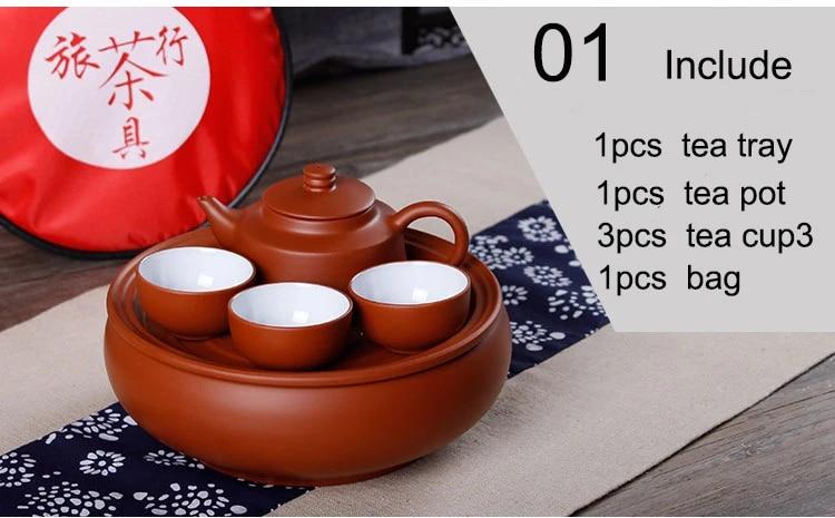 High quality chinese Yixing Zisha Teapot Purple Clay