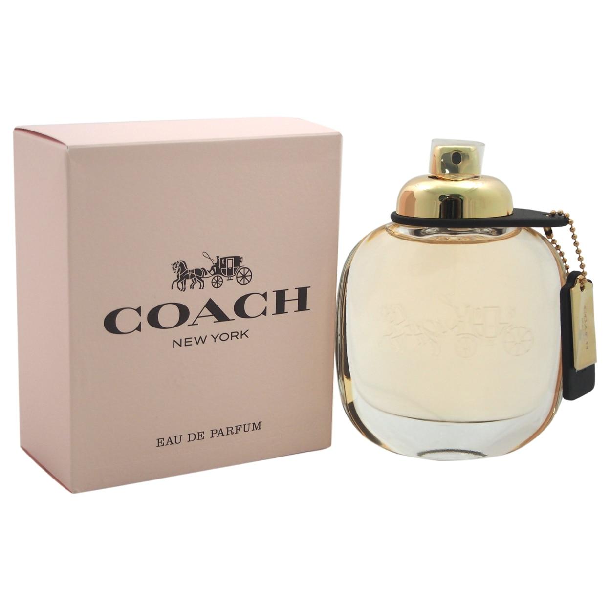 Coach New York by Coach for Women - 3 oz EDP Spray coach coach for women