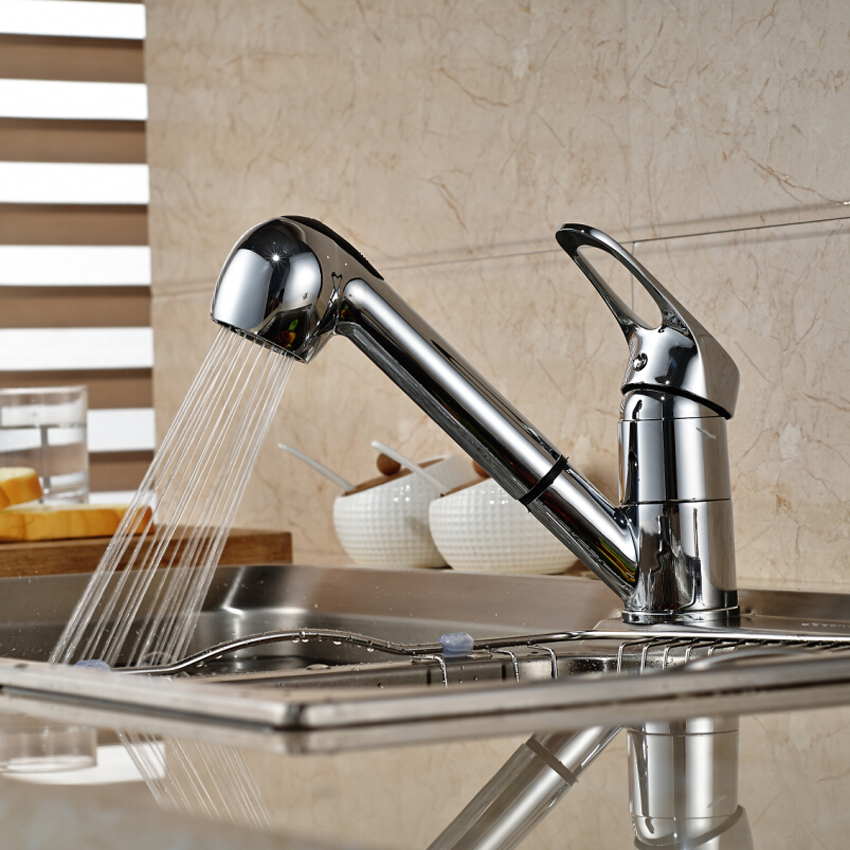 Chrome-Pull-Out-Kitchen-Faucet-Deck-Mount-Brass-Kitchen-Mixer-Washing-Taps-Deck-Mounted-Sprayer-Stream (1)