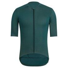 2018 Dark Green Top Quality PRO TEAM AERO CYCLING Jerseys Short sleeve  Bicycle Gear race fit 261fbf7db