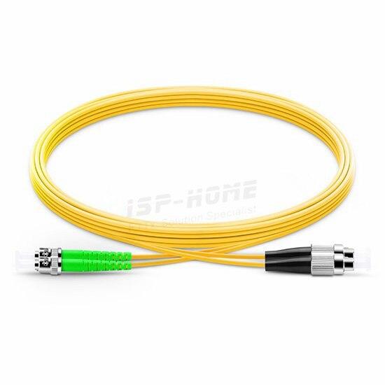 20 м FC upc для ST APC дуплекс 2.0 мм один режим Волокно оптический патч-корд, Волокно-оптический соединительный кабель