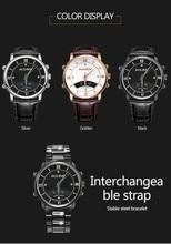 K18สมาร์ทนาฬิกาบลูทูธ4กันน้ำการตรวจสอบสุขภาพN Octilucentผู้ชายธุรกิจSmartwatchสำหรับAndroidและIOSนาฬิกาpedometer A1