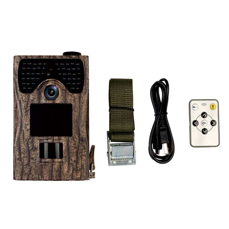 Hunting Camera Waterproof Wide Angle Monitoring Camcorder Wildlife Trail Observing Camera Video SV TCM12C