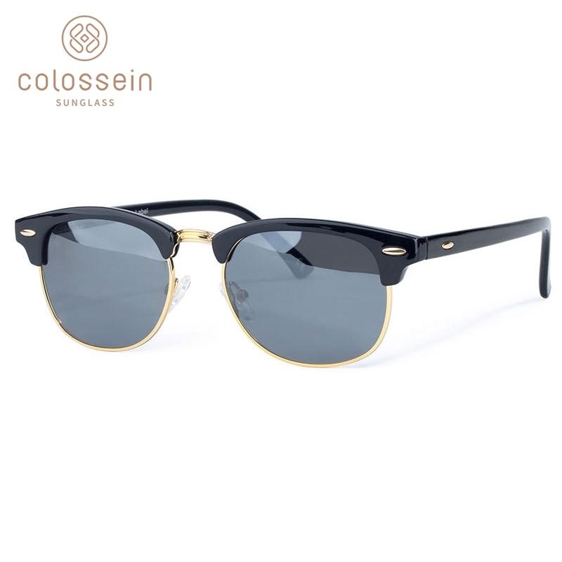 COLOSSEIN Gafas de sol redondas polarizadas para hombre Moda clásica - Accesorios para la ropa - foto 2