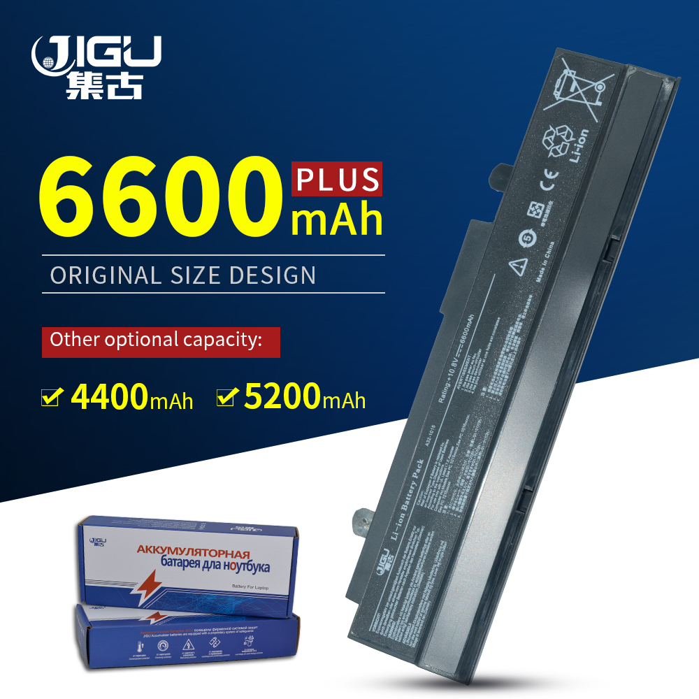 JIGU Black Battery For Asus Eee PC 1215 1215b 1215N 1015b <font><b>1015</b></font> 1015bx 1015px 1015p A31-015 <font><b>A32</b></font>-<font><b>1015</b></font> AL31-<font><b>1015</b></font> image
