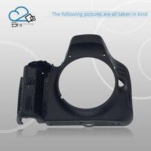 Caso capa peças de Reparo Da Câmera Para Nikon D5100