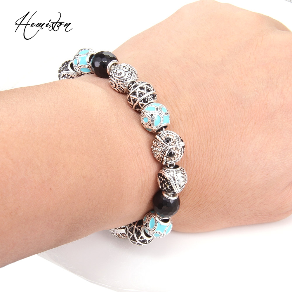 Narukvica od perla marke Thomas Style KM sa OWL, MAORI, ETHNIC, - Modni nakit - Foto 6