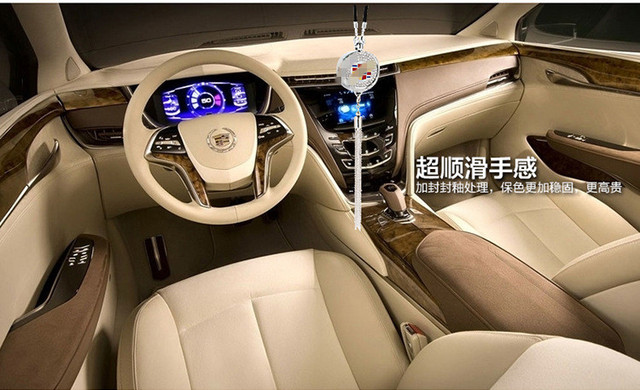 Auto Parfum Auto Luchtverfrisser Crystal Auto Logo Originele Parfum