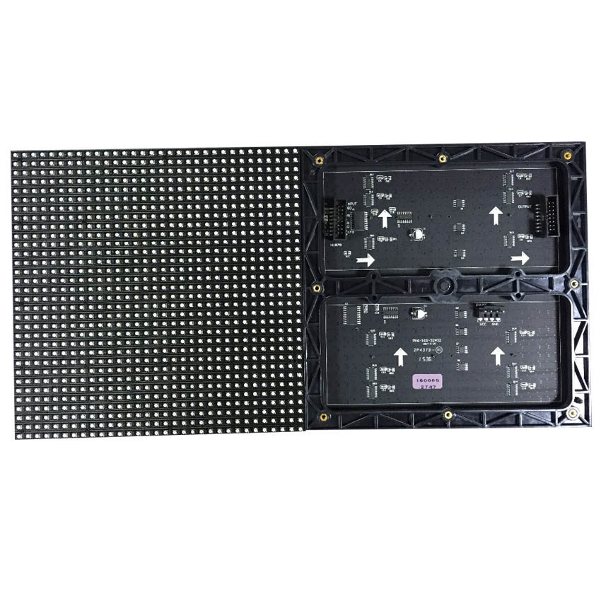 32*32dots 192*192mm 1/16S P6 SMD3528 Rgb Indoor LED Display Full Color Module, Led Video Advertising Billboard.